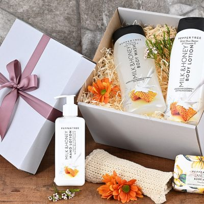 Milk Honey Pamper Hamper | Hamper World
