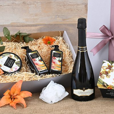 Pamper Prosecco Bubbly Hamper | Hamper World