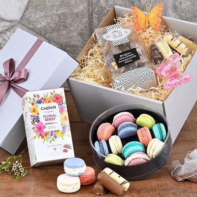Rooibos Tea Hamper Macaroons | Hamper World