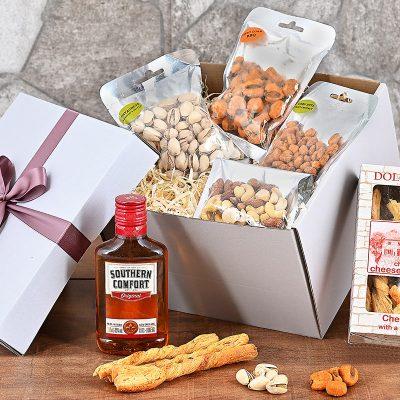 Southern Comfort Hamper Snacks | Hamper World