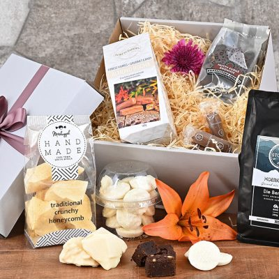 Stofpad Coffee Hamper Sweets | Hamper World