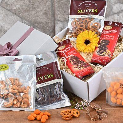 Sweet & Salty Snack Box | Hamper World