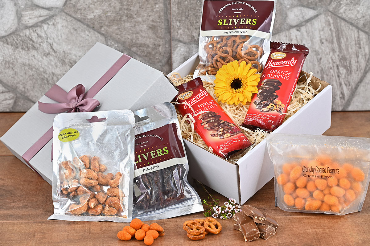 Sweet & Salty Snack Box | Hamper World