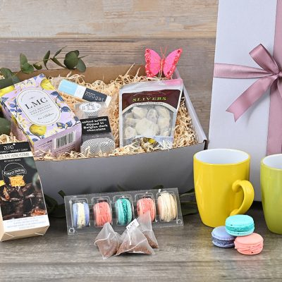Tea Hamper with Sweets | Hamper World