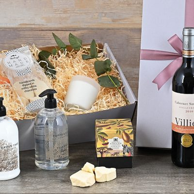 Villiera Wine Pamper Hamper | Hamper World