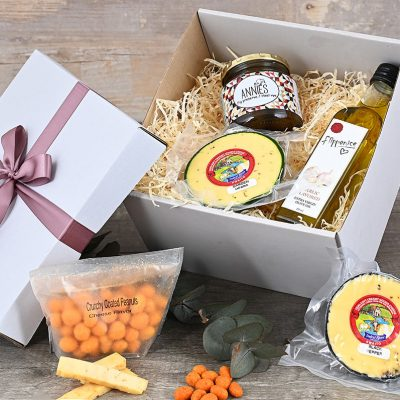 Annies Flippenice Hamper With Cheese & Snacks | HamperWorld