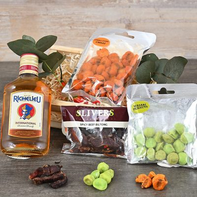 Mini Richelieu Biltong Crate | Hamper World