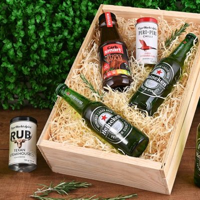 Heineken Braai & Spices Hamper | Hamper World