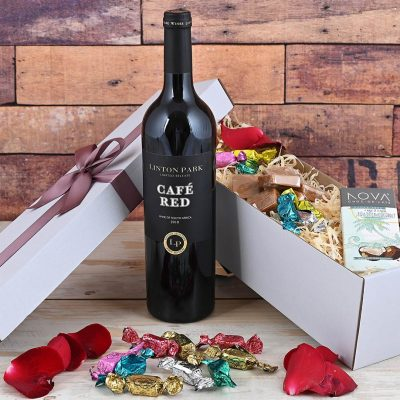 Linton Park Red Wine Hamper | Hamper World