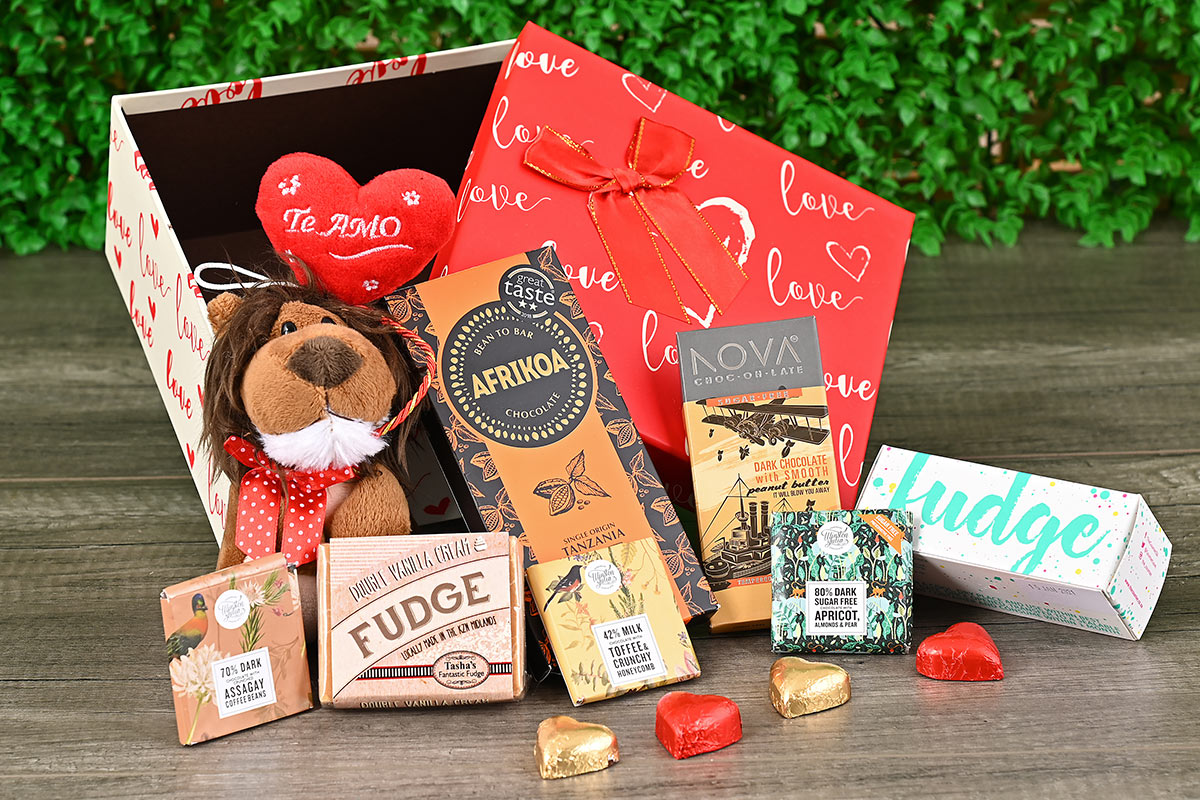 Romantic Chocolate Sweets Overload | Hamper World