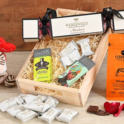 Terbodore Chocolate Hamper With Sweets | Hamper World