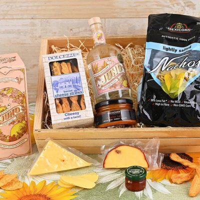 Juno Gin Hamper & Cheese Crate | Hamper World