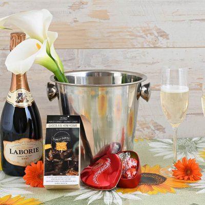 Romantic Laborie Brut Hamper | Hamper World