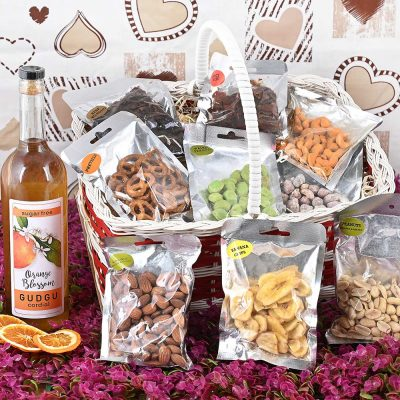Cordial & Snack Overload | Hamper World