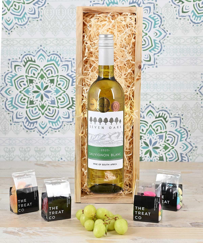 Seven Oaks Wine & Sweets Hamper | Hamper World