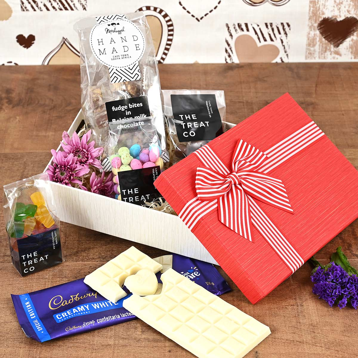 Gift Box of Chocolates & Sweets | Hamper World