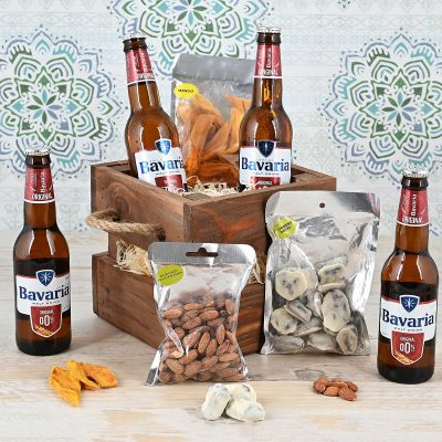 Bavaria 0 Percent Beer Crate | Hamper World