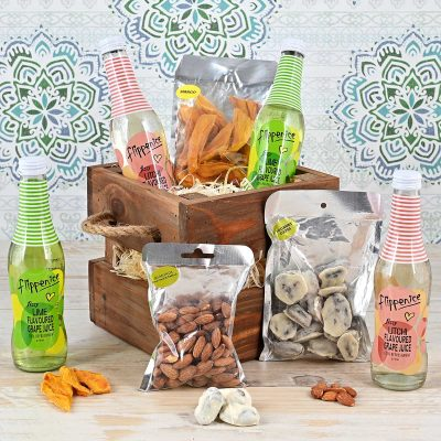 Flippenice Juice Crate | Hamper World
