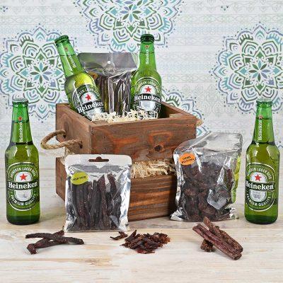 Heineken Beer Crate | Hamper World